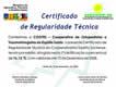 Certificado de Regularidade Técnica