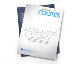 COOTES lança revista para os seus cooperados