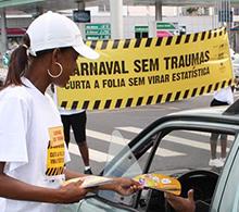 SBOT inicia Campanha Carnaval Sem Traumas