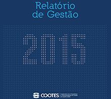 COOTES divulga Relatório de Gestão de 2015