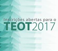 Termina nesta sexta (30) o prazo para se inscrever no TEOT 2017