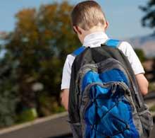 Qual é o peso ideal de mochilas para as crianças? Especialista da COOTES responde.