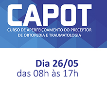 CAPOT promove mais um curso para preceptores em Ortopedia e Traumatologia em Vitória