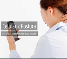 Campanha Celular X Postura marca o Dia do Ortopedista