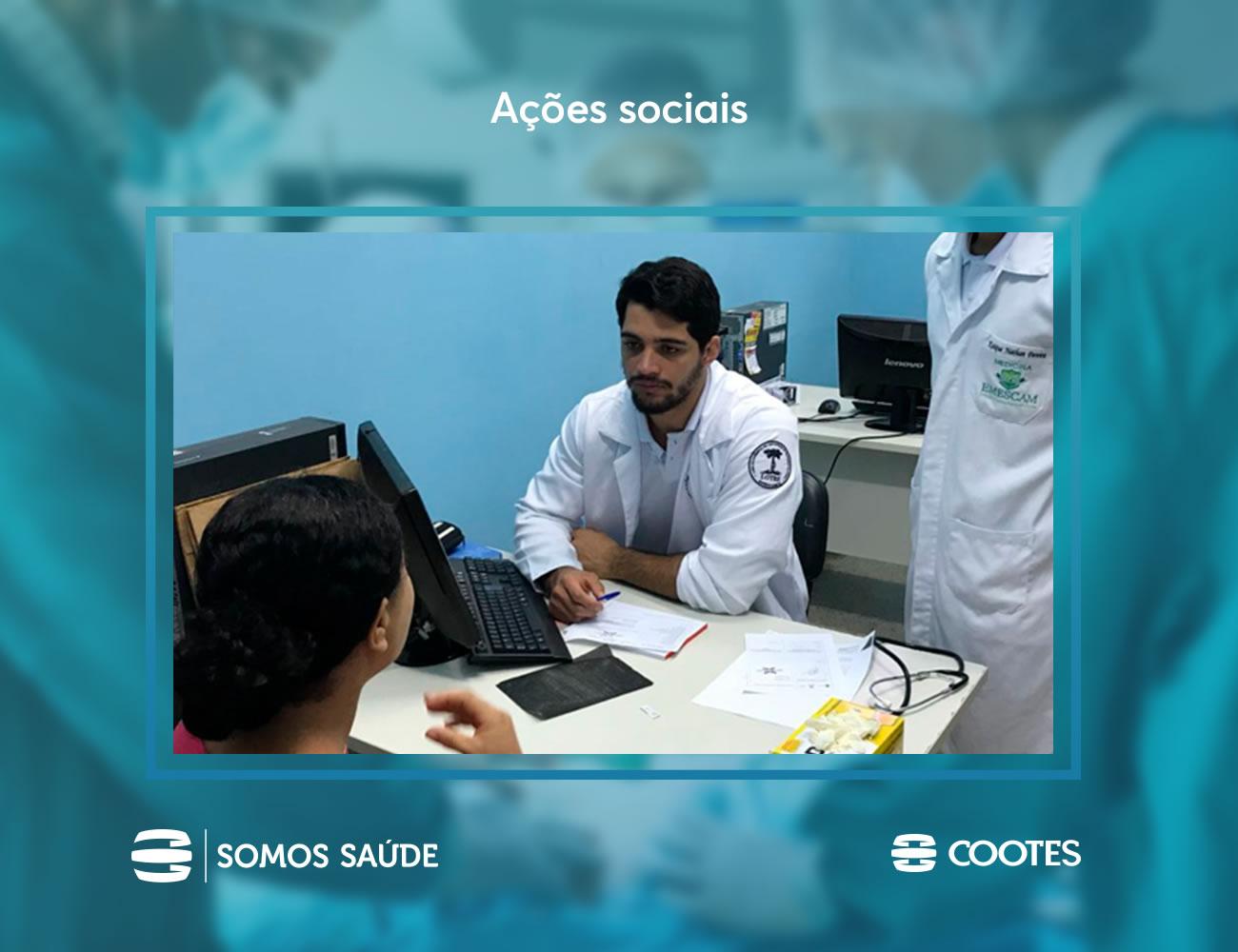 Resultados das ações sociais de 2018 inspiram novo ano da COOTES
