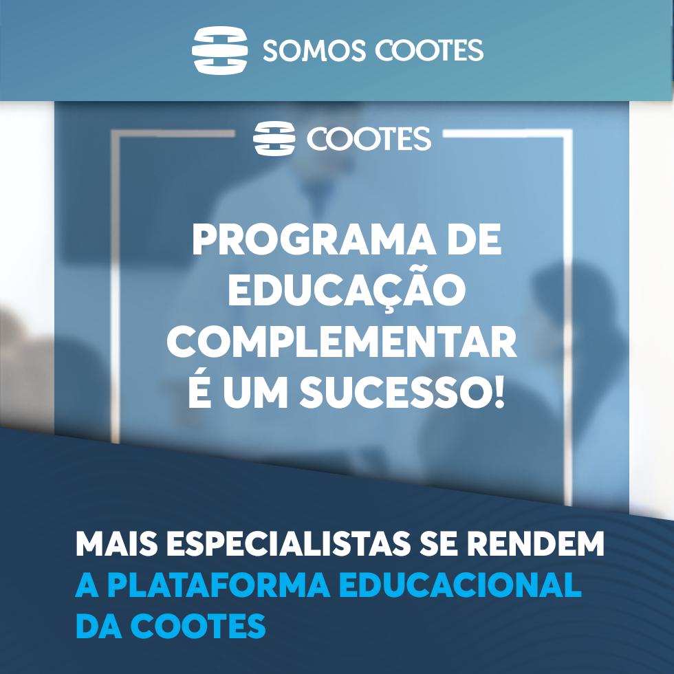 PROGRAMA EDUCACIONAL CONQUISTA NOVO RECORDE DE PÚBLICO